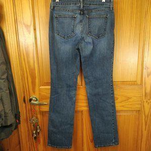 NYDJ Medium Wash Straight Leg Size 4